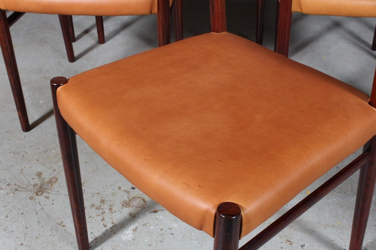 Arne Vodder, Dining Chairs For Sale 1