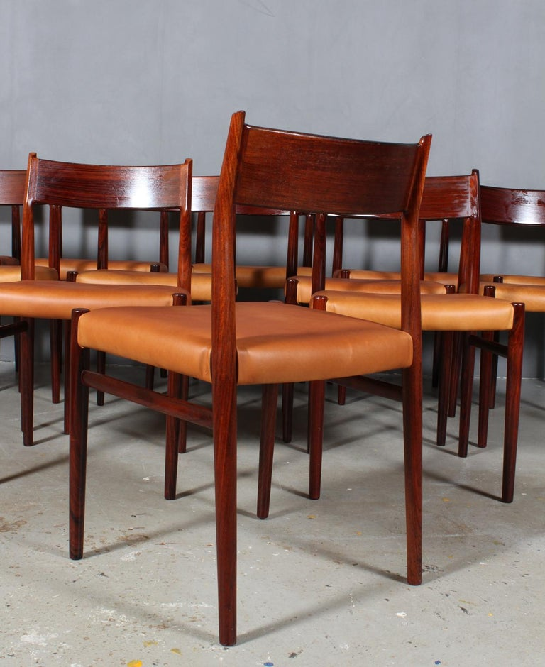 Arne Vodder, Dining Chairs For Sale 2
