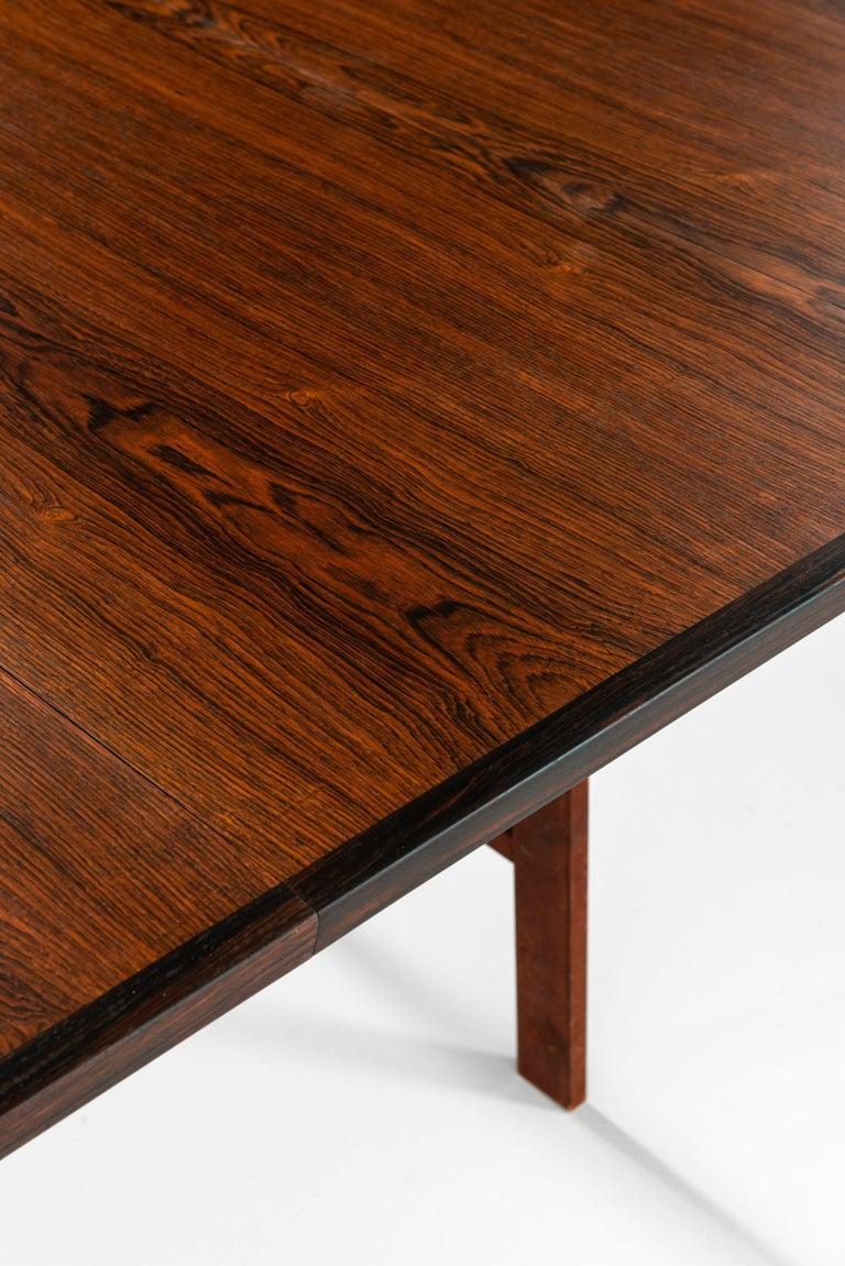 Arne Vodder Dining / Conference Table Produced by Sibast Møbelfabrik in Denmark For Sale 11