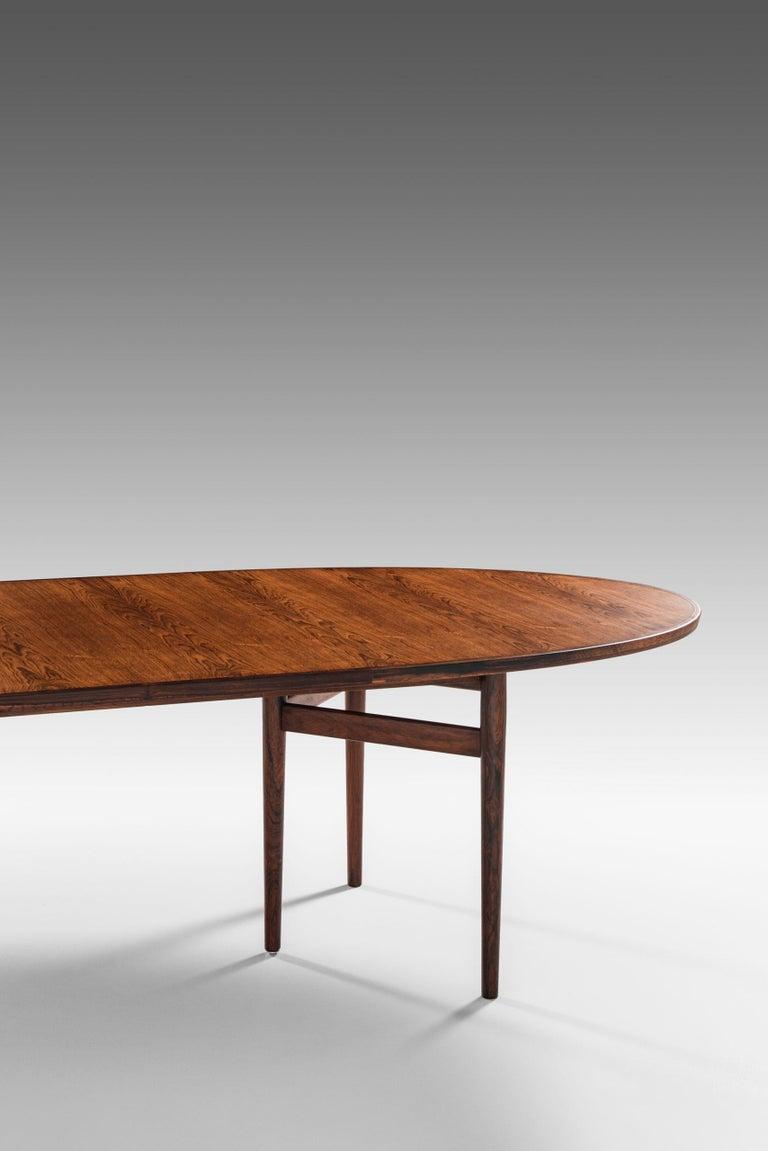 Arne Vodder Dining / Conference Table Produced by Sibast Møbelfabrik in Denmark For Sale 13