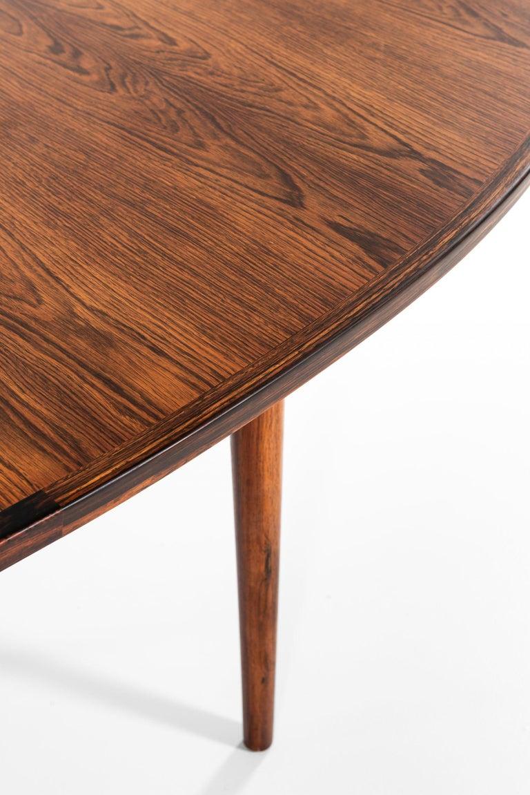 Danish Arne Vodder Dining / Conference Table Produced by Sibast Møbelfabrik in Denmark For Sale