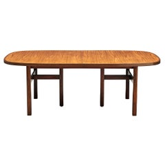 Arne Vodder Dining Table in Rosewood