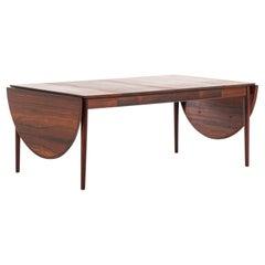 Arne Vodder Dining Table Model 227 Produced by Sibast in Denmark