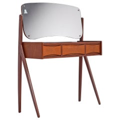 Arne Vodder Dressing Table in Teak