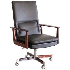 Arne Vodder Executive Desk Chair