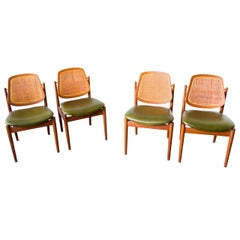 Arne Vodder F-205 Dining Chairs