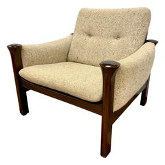 Arne Vodder for Cado Danish Modern Lounge Chair Midcentury
