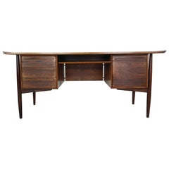 Arne Vodder for H.P. Hansen's Desk, Writing Table, 1960s, Denmark