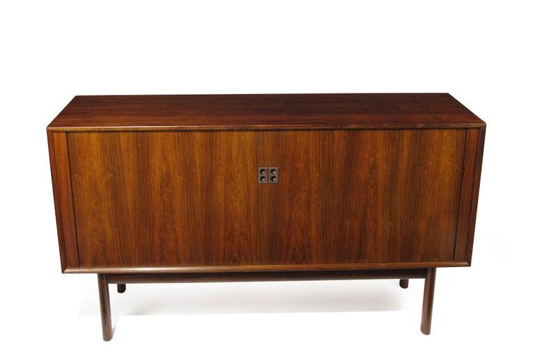 Scandinavian Modern Arne Vodder for Sibast Sideboard For Sale