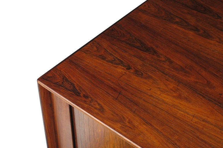 Oiled Arne Vodder for Sibast Sideboard For Sale