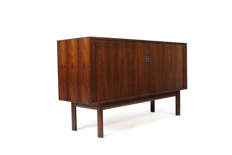 20th Century Arne Vodder for Sibast Sideboard For Sale