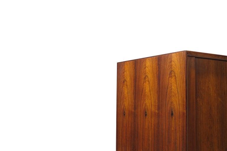 Rosewood Arne Vodder for Sibast Sideboard For Sale