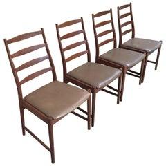 Arne Vodder Highback Chair for Vamo Sonderborg