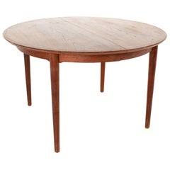 Arne Vodder Midcentury Teak Dining Table