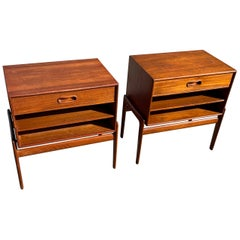 Arne Vodder Nightstands from the 1960s