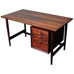 Arne Vodder Rosewood Desk, Sibast