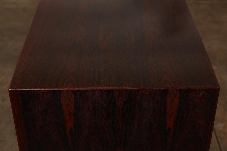 Arne Vodder Rosewood Dresser for Sibast Møbler For Sale 5