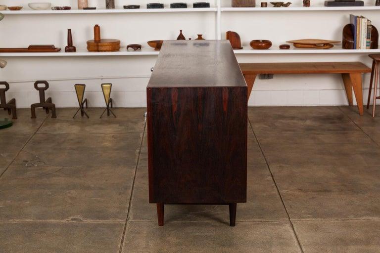 Arne Vodder Rosewood Dresser for Sibast Møbler In Excellent Condition For Sale In Los Angeles, CA