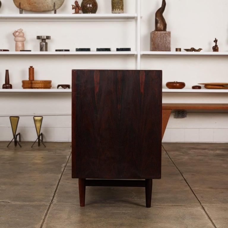 Mid-20th Century Arne Vodder Rosewood Dresser for Sibast Møbler For Sale