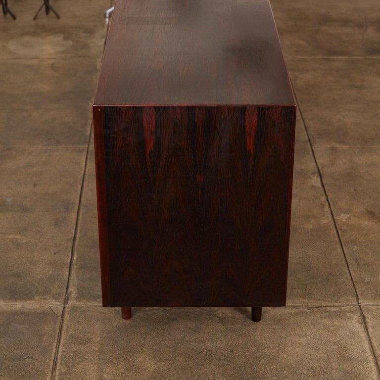 Arne Vodder Rosewood Dresser for Sibast Møbler For Sale 1