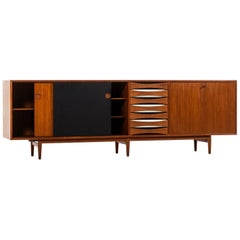 Arne Vodder Sideboard Model 29A Produced by Sibast in Denmark