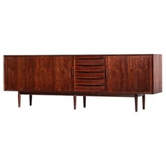 Arne Vodder Sideboard Model 76 for Sibast in Rosewood 1960s Danish Scandinavian