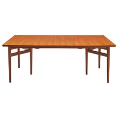 Arne Vodder Table in Teak for Sibast