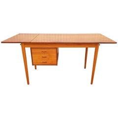 Arne Vodder Teak Danish Modern Desk