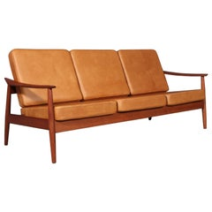 Arne Vodder, Three-Seat Sofa
