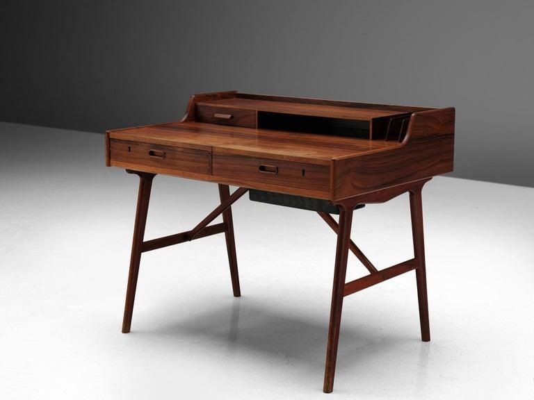 Danish Arne Wahl Iversen Desk for Vinde Møbelfabrik For Sale