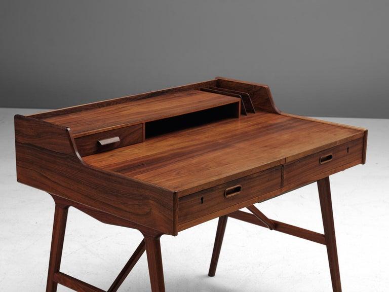 20th Century Arne Wahl Iversen Desk for Vinde Møbelfabrik For Sale