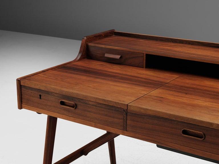 Arne Wahl Iversen Desk for Vinde Møbelfabrik For Sale 1