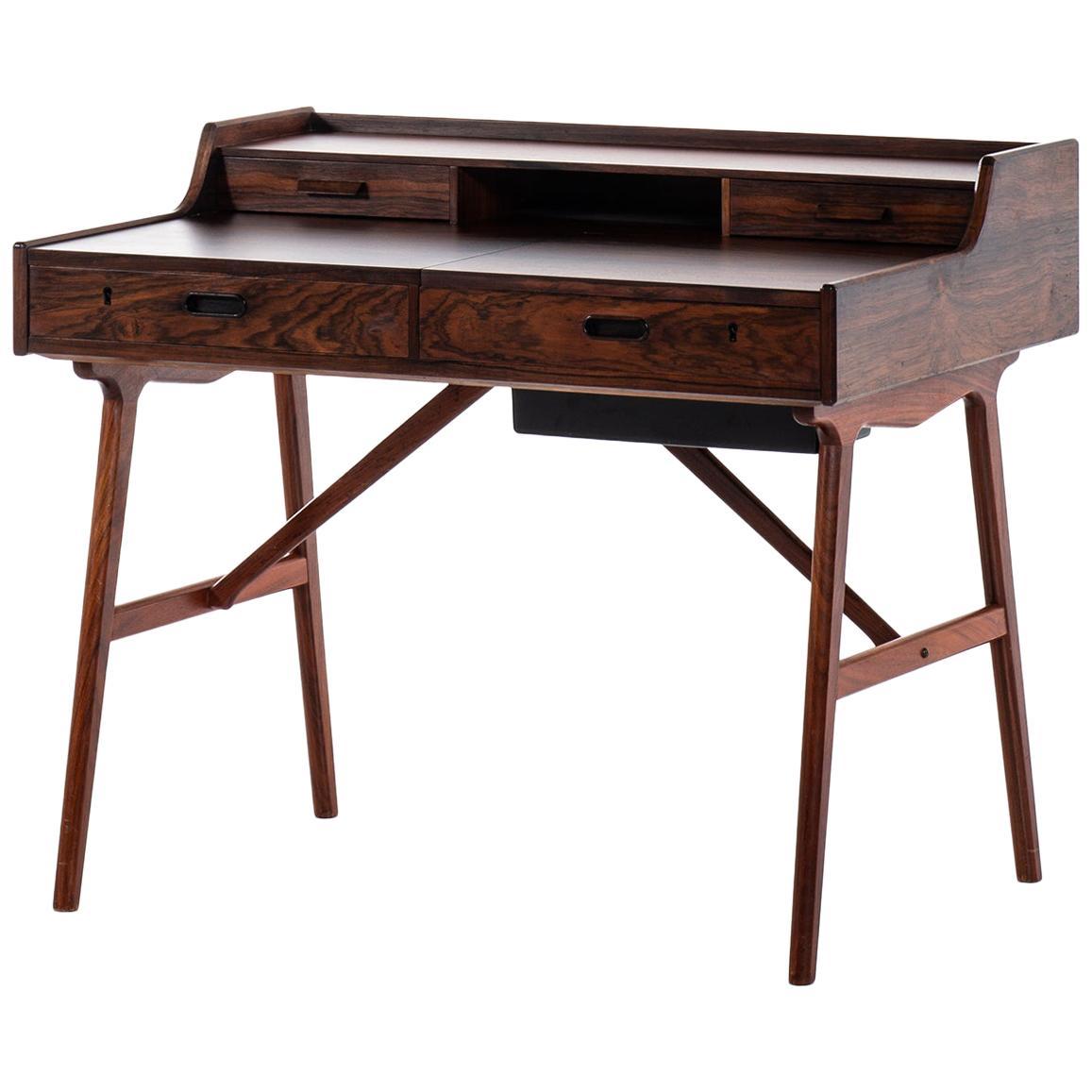 Arne-Wahl Iversen Desk / Vanity Model 65 by Vinde Møbelfabrik in Denmark