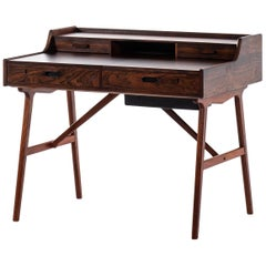Arne-Wahl Iversen Desk / Vanity Model 65 by Vinde Møbelfabrik in Denmark