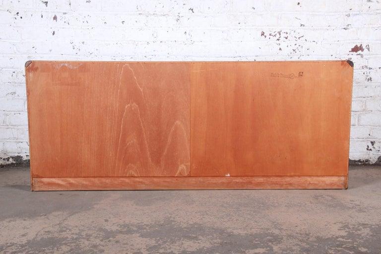 Arne Wahl Iversen for Vinde Møbelfabrik Danish Modern Rosewood Dresser Credenza For Sale 4