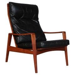 Arne Wahl Iversen, Lounge chair