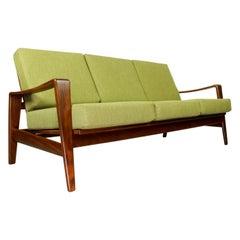 Arne Wahl Iversen Lounge Sofa by Komfort Denmark, 1960