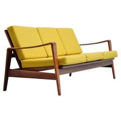 Arne Wahl Iversen Lounge Sofa Komfort Denmark, 1960