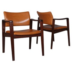 Arne Wahl Iversen, Pair of Armchair '2'