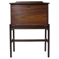 Arne Wahl Iversen Standing Rosewood Desk