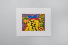 Arrarat, Arno Hoth, digital print on fine art paper