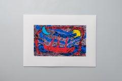 The voyage of no return, Arno Hoth, digital print on fine art paper