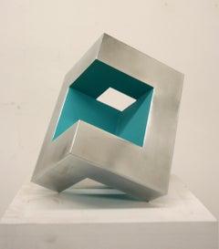 Inner Cube Aqua