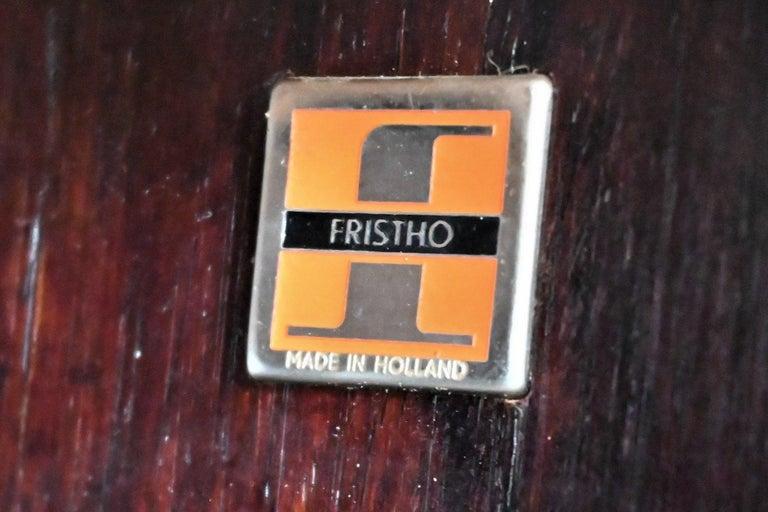 Arnold Merckx Jr. Rosewood Sideboard Fristho, Netherlands, 1969 For Sale 6