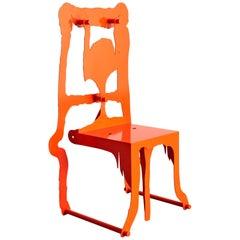 """Arnolda"" Sculptural Chair by Serban Ionescu, 2018"