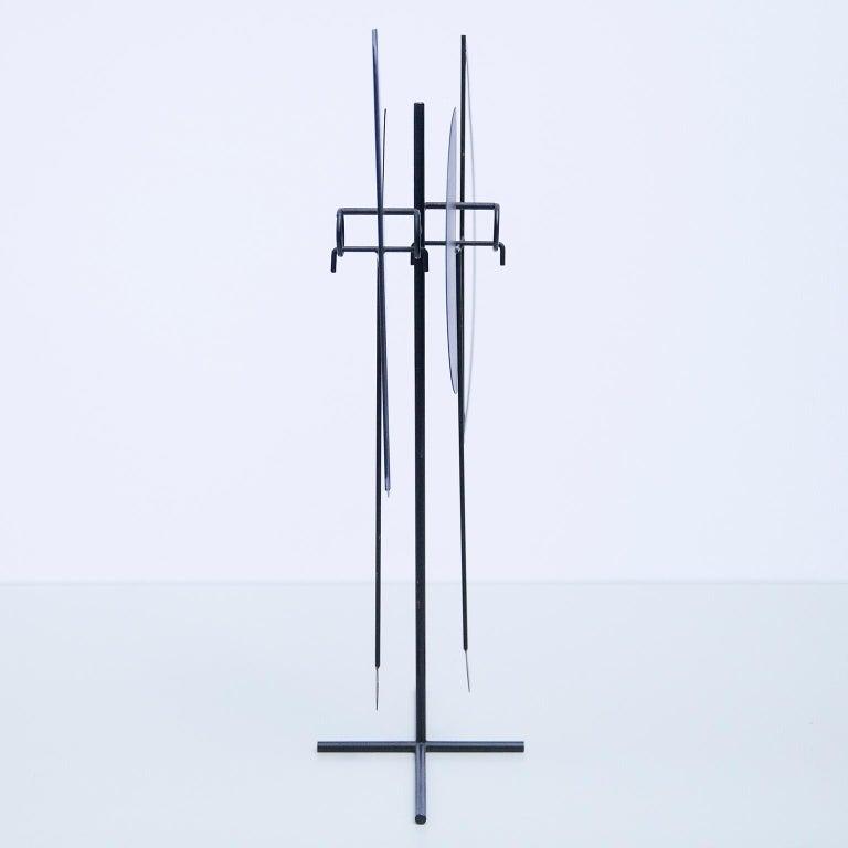 German Arnulf Hoffmann Kinetic Pendulum Sculpture, 1969 For Sale