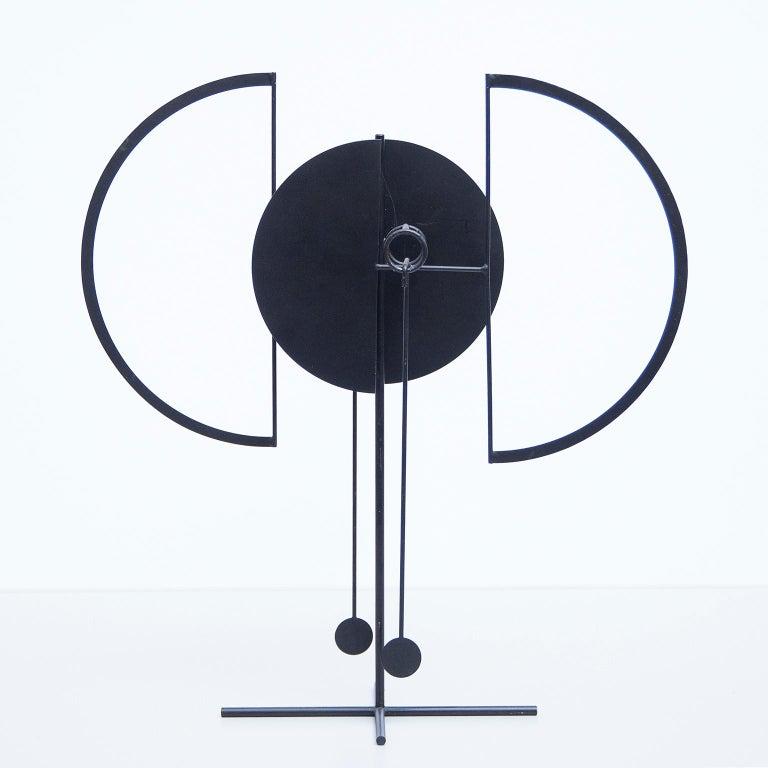 Arnulf Hoffmann Kinetic Pendulum Sculpture, 1969 In Good Condition For Sale In Munich, DE