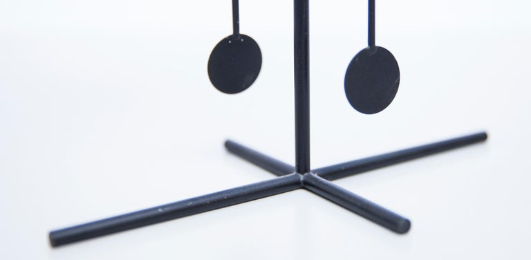 Arnulf Hoffmann Kinetic Pendulum Sculpture, 1969 For Sale 2
