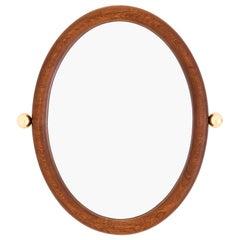 Aro Oval Mirror 55, Leandro Garcia, Contemporary Brazil Design