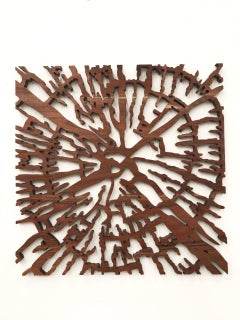 Dendrocronology, Beautiful Sculpture like wooden piece, inspired by nature